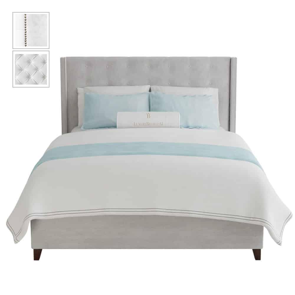 łóżko do sypialni nowoczesne