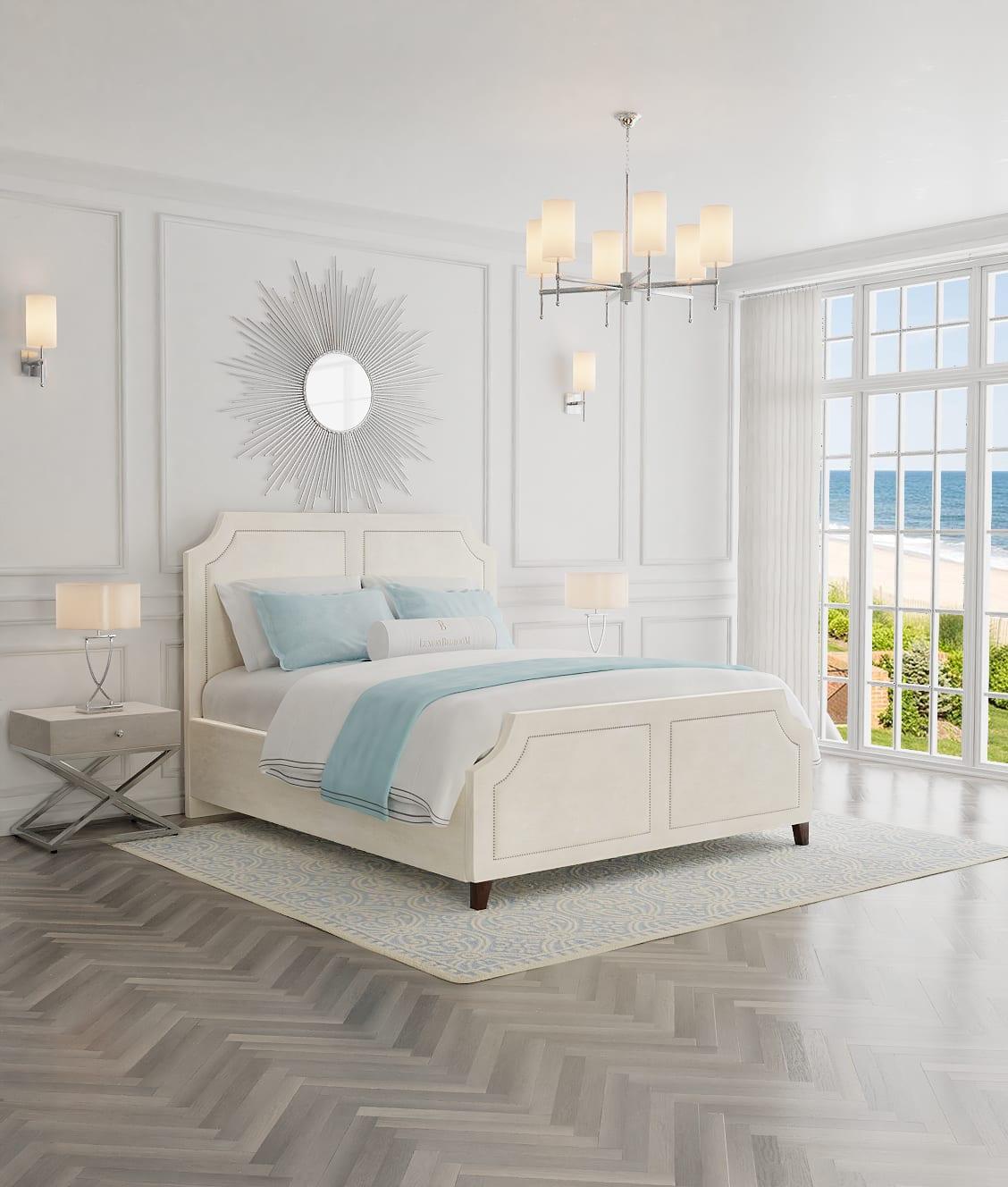 łóżko podwójne podnoszone