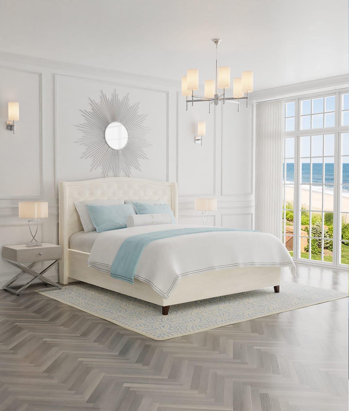 łóżko z ruchomym zagłówkiem